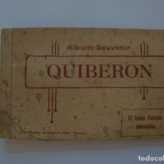 Postales: QUIBERON ALBUNM SOUVENIR. Lote 73768587