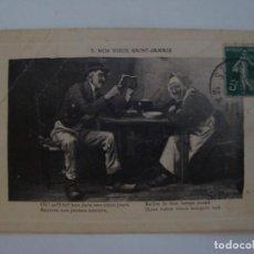 Postales: NOS VIEUX SAINT JAMAIS CIRCULADA 1905. Lote 73772519