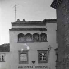Postales: NEGATIVO PORTUGAL SINTRA BIBLIOTECA MUNICIPAL 1966 KODAK 35MM NEGATIVE PHOTO FOTO. Lote 73880859