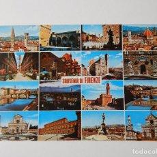 Postales: FIRENZE, SOUVENIR. Lote 84583128