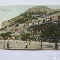 Postales: POSTAL ANTIGUA DE GIBRALTAR. CASEMATES BARRACKS. BEANLAND MALIN. NO CIRCULADA. Lote 74561867
