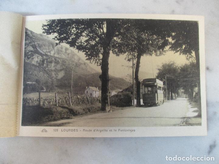 Postales: Block - Álbum Postal - 18 Postales - Le Pic Du Jer - Et les Pyrénees - Pirineos (Alt 1000 M) - Foto 5 - 75062227