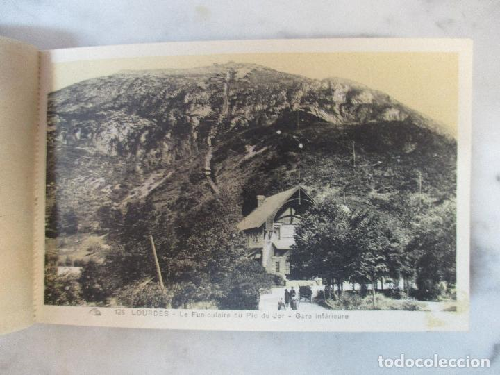 Postales: Block - Álbum Postal - 18 Postales - Le Pic Du Jer - Et les Pyrénees - Pirineos (Alt 1000 M) - Foto 6 - 75062227