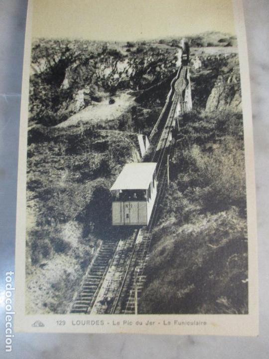 Postales: Block - Álbum Postal - 18 Postales - Le Pic Du Jer - Et les Pyrénees - Pirineos (Alt 1000 M) - Foto 7 - 75062227