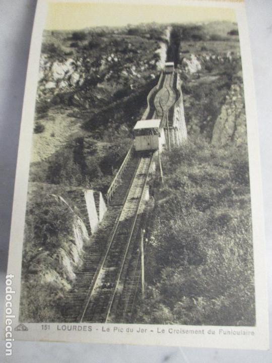 Postales: Block - Álbum Postal - 18 Postales - Le Pic Du Jer - Et les Pyrénees - Pirineos (Alt 1000 M) - Foto 9 - 75062227