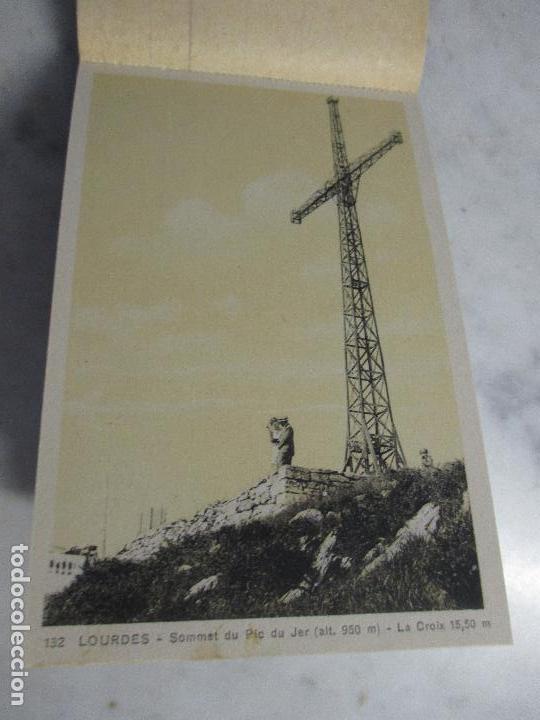 Postales: Block - Álbum Postal - 18 Postales - Le Pic Du Jer - Et les Pyrénees - Pirineos (Alt 1000 M) - Foto 10 - 75062227