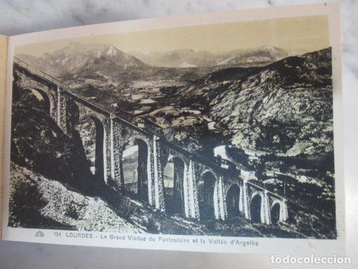 Postales: Block - Álbum Postal - 18 Postales - Le Pic Du Jer - Et les Pyrénees - Pirineos (Alt 1000 M) - Foto 11 - 75062227