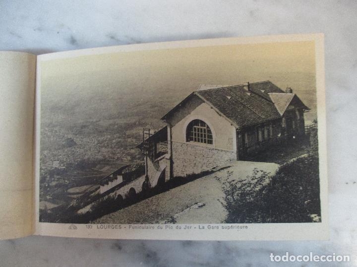 Postales: Block - Álbum Postal - 18 Postales - Le Pic Du Jer - Et les Pyrénees - Pirineos (Alt 1000 M) - Foto 12 - 75062227
