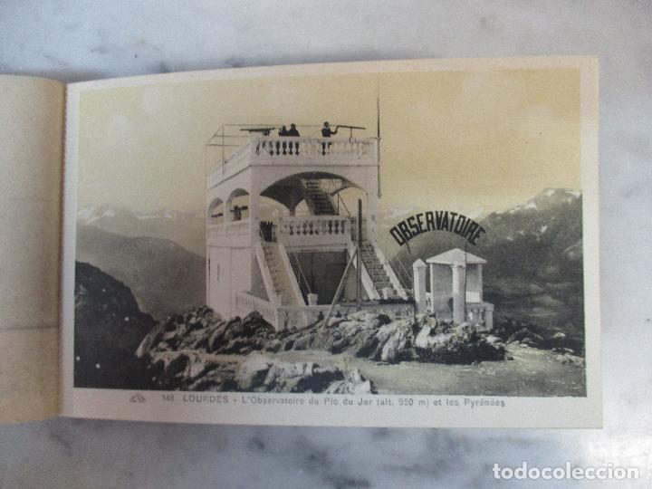 Postales: Block - Álbum Postal - 18 Postales - Le Pic Du Jer - Et les Pyrénees - Pirineos (Alt 1000 M) - Foto 13 - 75062227