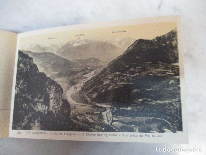 Postales: Block - Álbum Postal - 18 Postales - Le Pic Du Jer - Et les Pyrénees - Pirineos (Alt 1000 M) - Foto 14 - 75062227
