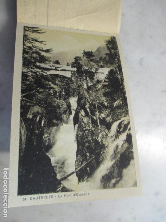 Postales: Block - Álbum Postal - 18 Postales - Le Pic Du Jer - Et les Pyrénees - Pirineos (Alt 1000 M) - Foto 16 - 75062227