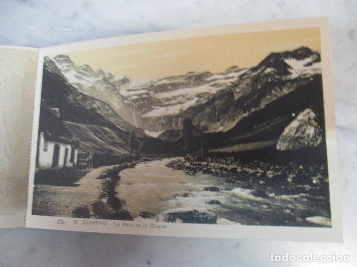 Postales: Block - Álbum Postal - 18 Postales - Le Pic Du Jer - Et les Pyrénees - Pirineos (Alt 1000 M) - Foto 17 - 75062227