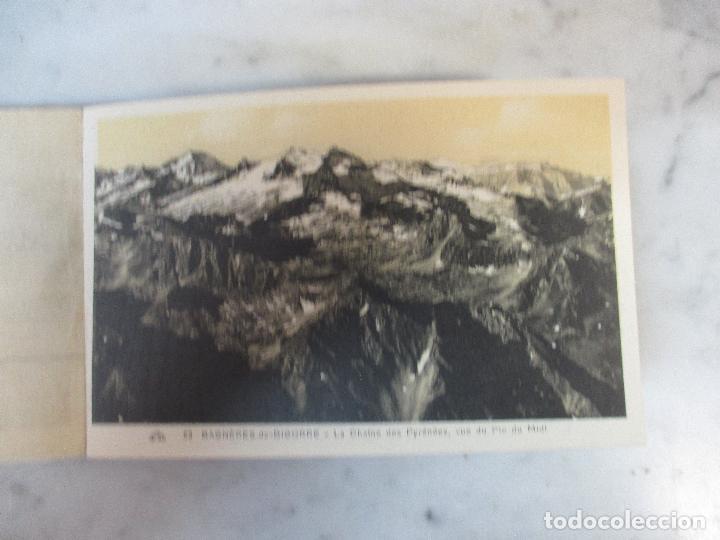 Postales: Block - Álbum Postal - 18 Postales - Le Pic Du Jer - Et les Pyrénees - Pirineos (Alt 1000 M) - Foto 19 - 75062227