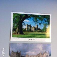 Postales: 2 POSTALES DE IRLANDA. Lote 75581303