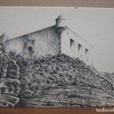 Postales: POSTAL ANTIGUA: PORTUGAL. ESTORIL. FORTE DE S. PEDRO DA CADAVEIRA. . Lote 75591471