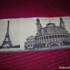 Postales: MUY ANTIGUAS POSTALES DE PARIS,SON 31 GRANDES Y 32 PEQUEÑAS.. Lote 75803443