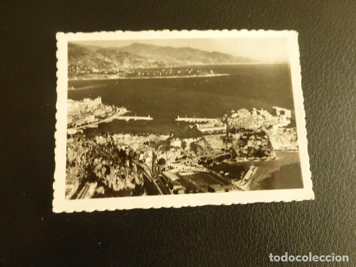 Postales: ÁLBUM CON 10 PEQUEÑAS POSTALES 9 x 6,5 CM DE MÓNACO. EDITIONS AJAX, AÑOS 50 - Foto 3 - 76655419