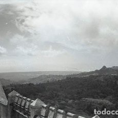 Postales: NEGATIVO PORTUGAL SINTRA PALACIO DA PENA 1966 KODAK 35MM NEGATIVE PHOTO FOTO. Lote 77613829