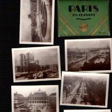 Postales: PARIS EN FLANANT - YVON - SERIE I - 6,5 X 9 CM.. Lote 78264497