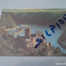Postales: DER RHEIN KATZ UND DIE LORELEY CIRCULADA. Lote 78320937