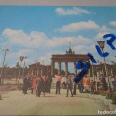 Postales: BERLIN HAUPTSTADT DER DDR . Lote 78364977