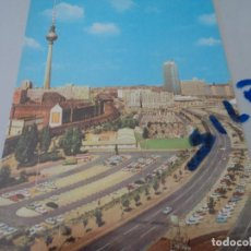 Postales: BERLIN HAUPTSTADT DER DDR CIRCULADA. Lote 78365257