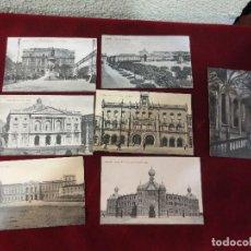 Postales: SIETE POSTALES DE LISBOA DE P.P. S. XX. Lote 78593741