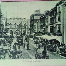 Postales: POSTAL REINO UNIDO SOUTHAMPTON HIG STREET. Lote 78935789