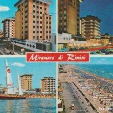 Postales: RIMINI (ITALIA) . MIRAMARE. Lote 79561933