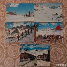 Postales: LOTE POSTALES SOBERANAS - VALLS D'ANDORRA. Lote 79605017