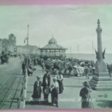 Postales: POSTAL REINO UNIDO PARADE AND BANDSTAND, HASTINGS. Lote 80121091