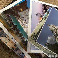 Postales: LOTE POSTALES ROMA. Lote 80342237