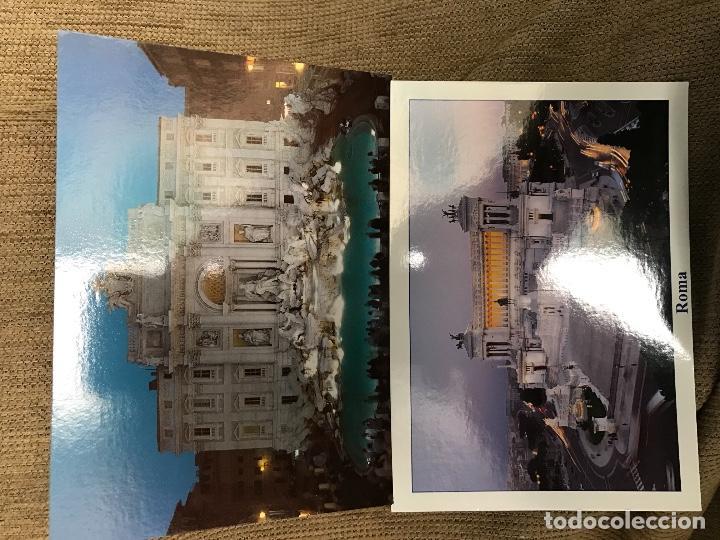 Postales: LOTE POSTALES ROMA - Foto 3 - 80342237