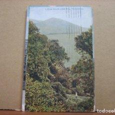 Postales: POSTAL ANTIGUA: SUGAR LOAF HILL. FOLKESTONE. CIRCULADA CON SELLO 1921. Lote 80493909