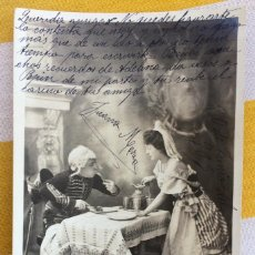 Postales: POSTAL LE BILLET DE LOGEMENT TEATRO 1903 SIN DIVIDIR CIRCULADA GIJÓN DISEÑO H.MANUEL S.I.P65 SERIE 6. Lote 82024336