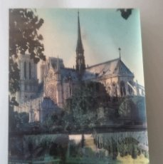 Postales: POSTAL HOLOGRAMA PARIS. Lote 82093679