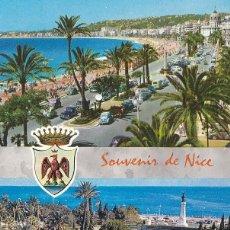 Postales: FRANCIA NIZA VISTAS VARIAS POSTAL CIRCULADA . Lote 82455456