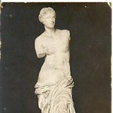 Cartes Postales: POSTAL FRANCIA. MUSEO DEL LOUVRE. VENUS DE MILO (REF. 7-FRA823). Lote 82526068