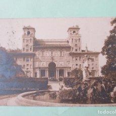 Postales: 3279 ITALIA ITALIE ITALY LAZIO ROMA ROME L'ACCADEMIA DI FRANCIA. Lote 83431124
