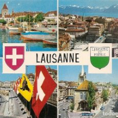Postales: LAUSANNE (SUIZA). Lote 83565584