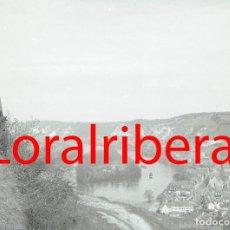 Postales: MINI NEGATIVO FRANCIA LES ANDELYS 1964 KODAK 18MM NEGATIVE PHOTO FOTO FRANCE NORMANDIE EURE. Lote 83567132