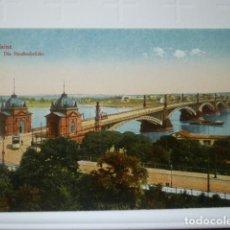 Postales: POSTAL MAINZ (ALEMANIA). 1922.. Lote 83731228