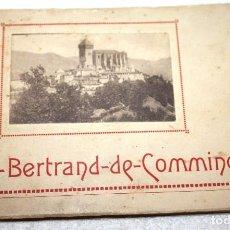 Postales: SAINT BERTRAND DE COMMINGES. FRANCIA. PIRINEO FRANCÉS 18 VISTAS. MAURICE TESSON - LIMOGES. Lote 83784868
