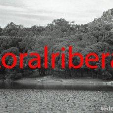 Postales: NEGATIVO PORTUGAL SINTRA LAGO AZUL 1966 KODAK 35MM NEGATIVE PHOTO FOTO LISBOA LAGOA. Lote 83939848