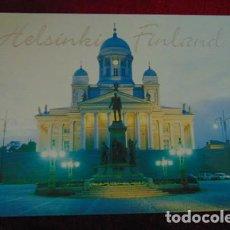 Postales: POSTAL HELSINKI - FINLAND - FINLANDIA - AÑO 80'S. Lote 83958868