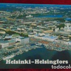 Postales: POSTAL HELSINKI - FINLAND - FINLANDIA - AÑO 80'S. Lote 83959592