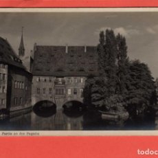 Postales: 3432 ALEMANIA DEUTSCHLAND ALLEMAGNE GERMANY BAVIERA NÜRNBERG, PARTIE AN DER PEGNITZ. Lote 84131636