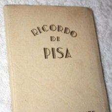Postales: PISA 10 VISTAS, ITALIA. Lote 84284848