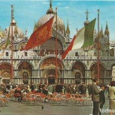 Postales: VENECIA (ITALIA), BASÍLICA DE S. MARCO - ED. ARDO - SIN CIRCULAR. Lote 84708840