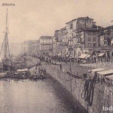 Postales: POSTAL ANTIGUA PORTO - PORTUGAL CAES DA RIBEIRA. Lote 84852684